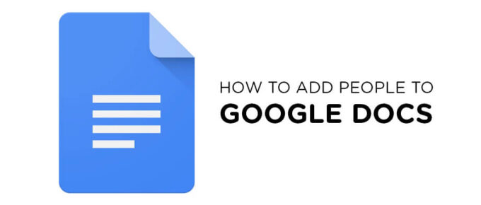 How to Add People to Google Docs