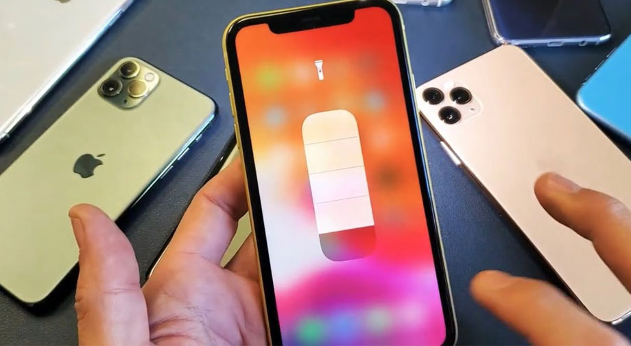 How to Lower Brightness on iPhone 11