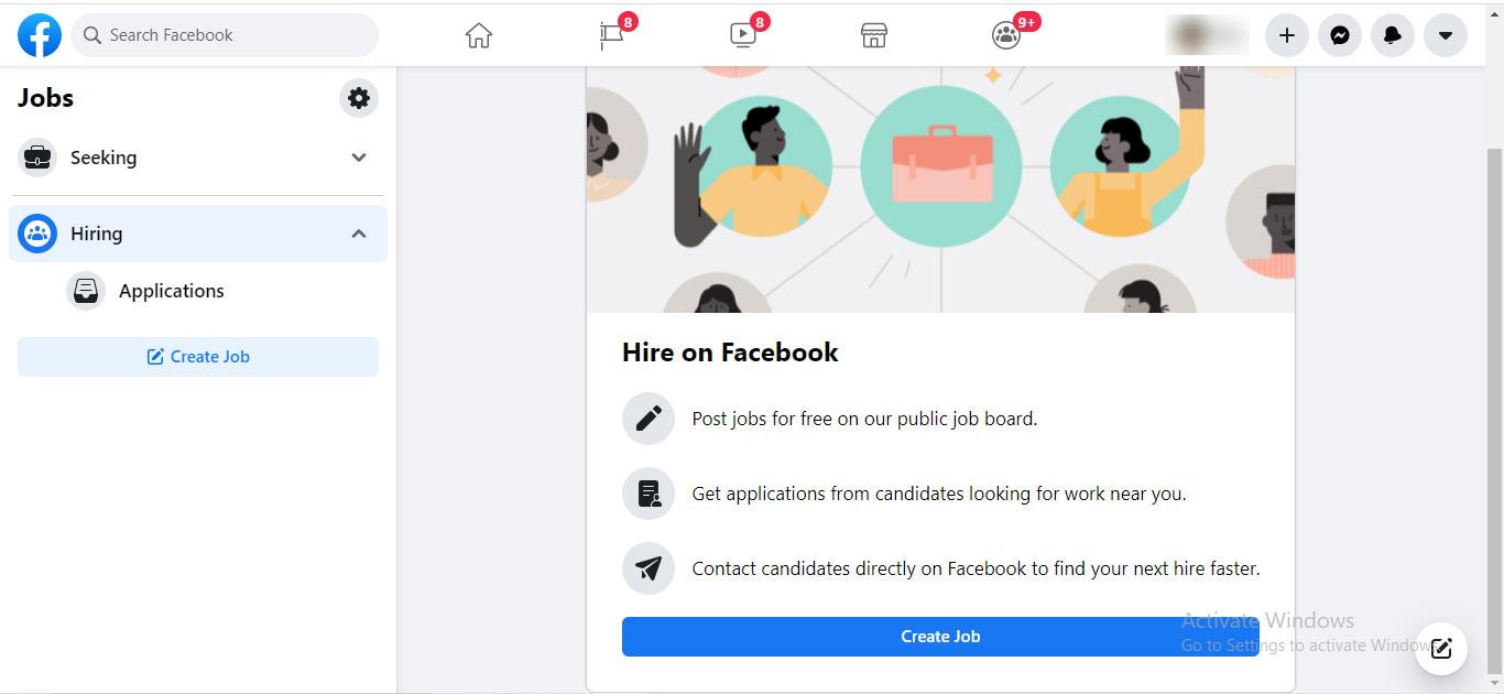 Create Job
