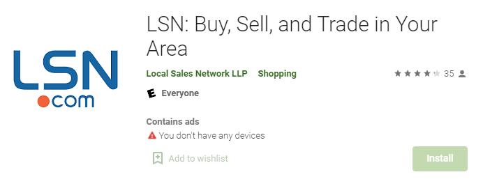 LSN Mobile App