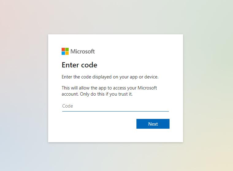 Aka Ms Remoteconnect Code