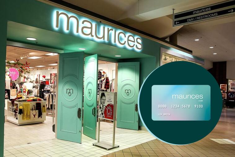 Maurices Credit Card Login