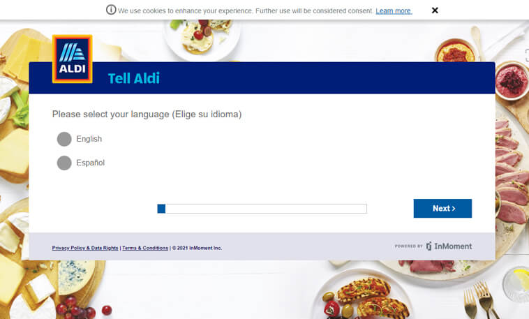 Tellaldi Us Survey