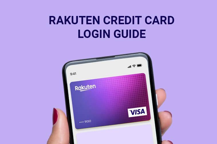 Rakuten Credit Card Login