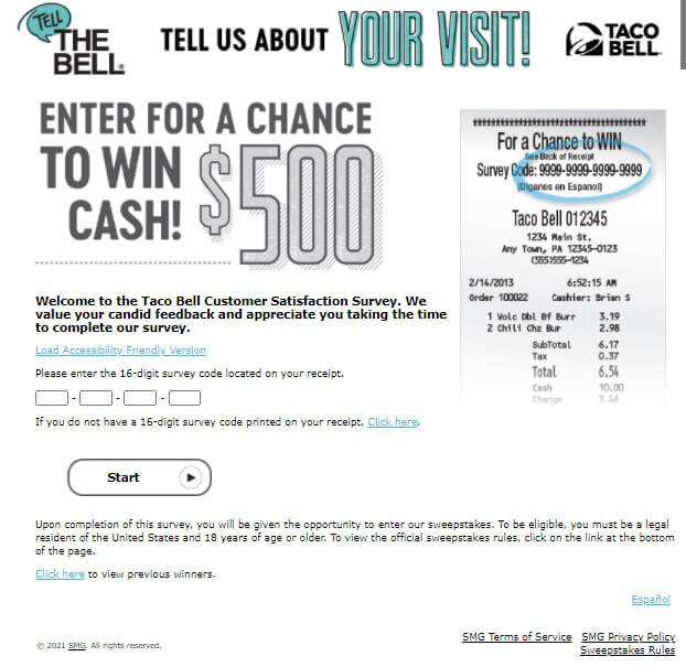 TellTheBell Survey