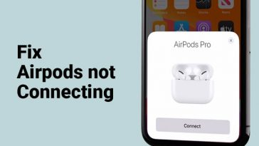 Airpods Not Connecting